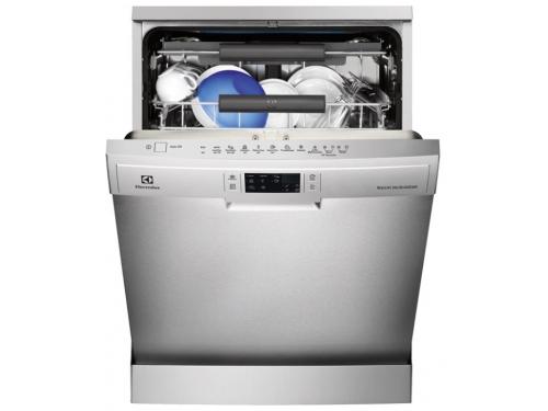 Посудомоечная машина Electrolux ESF9862ROX серебристая, вид 1