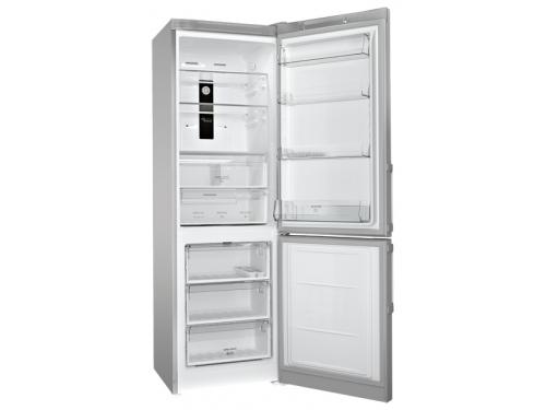 Холодильник Hotpoint-Ariston HF 8181 S O серебристый, вид 1