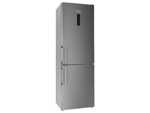 Холодильник Hotpoint-Ariston HF 8181 S O серебристый, вид 2