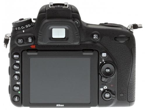 Цифровой фотоаппарат Nikon D750 Body, черный VBA420AE