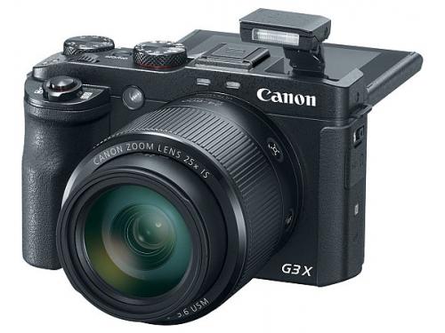 Цифровой фотоаппарат Canon Power Shot G3 X черный, вид 1