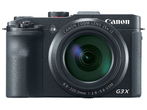 Цифровой фотоаппарат Canon Power Shot G3 X черный, вид 2