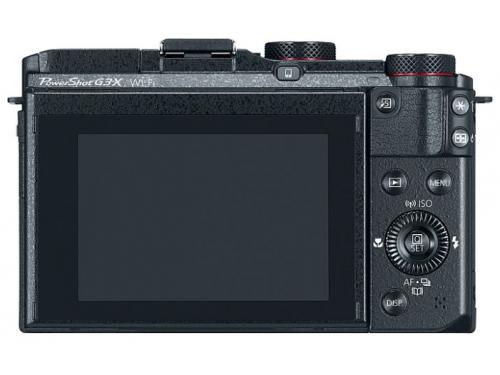 Цифровой фотоаппарат Canon Power Shot G3 X черный, вид 3