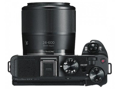 Цифровой фотоаппарат Canon Power Shot G3 X черный, вид 4