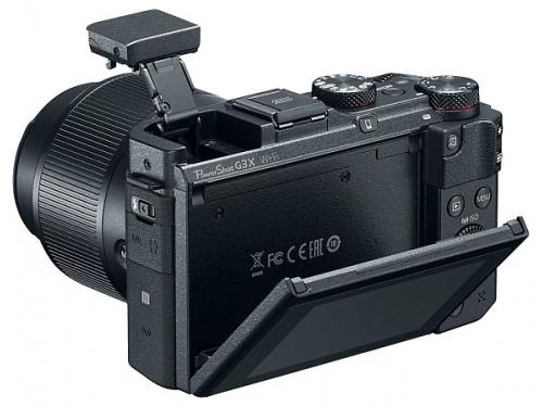 Цифровой фотоаппарат Canon Power Shot G3 X черный, вид 5