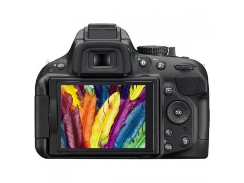 Цифровой фотоаппарат Nikon D5200 KitT+18-105 VR Чёрный, вид 3