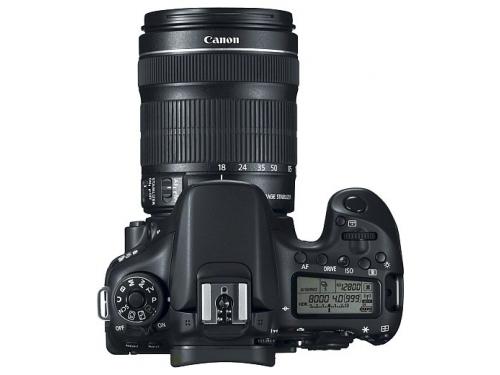 Цифровой фотоаппарат Canon EOS 70D KIT 8469B011, вид 3