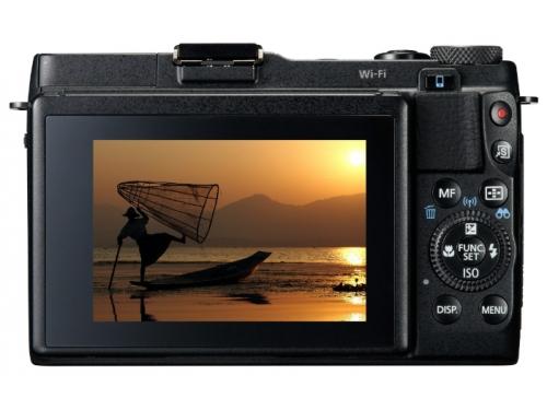 Цифровой фотоаппарат Canon PowerShot G1 X MARK II, черный, вид 2