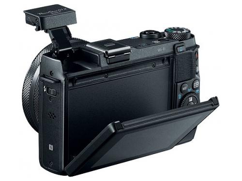 Цифровой фотоаппарат Canon PowerShot G1 X MARK II, черный, вид 4