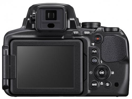 Цифровой фотоаппарат Nikon Coolpix P900, черный, вид 2