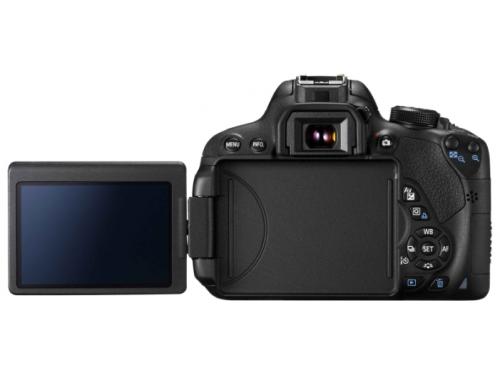 Цифровой фотоаппарат Canon EOS 700D KIT (EF-S 18-55mm IS STM), вид 2