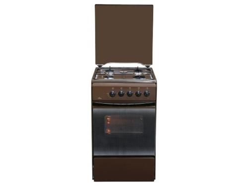 Плита Flama RG 2401 В коричневая, вид 1