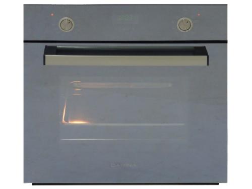 Духовой шкаф Darina 1V5 BDE111 708 M серый, вид 1