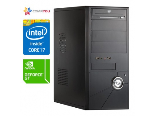 Системный блок CompYou Home PC H577 (CY.363876.H577), вид 1