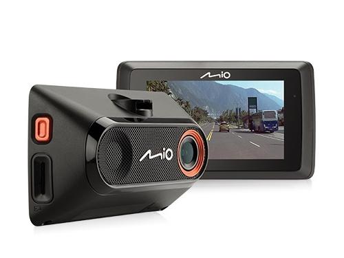 Автомобильный видеорегистратор Mio MiVue 785 (сенсорный экран), вид 1