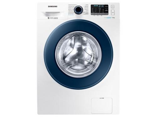Машина стиральная Samsung WW70J52E02W, фронтальная, вид 1