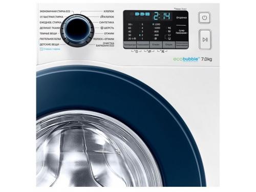 Стиральная машина Samsung WW70J52E02W, фронтальная, вид 2