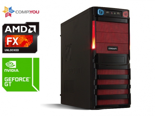 Системный блок CompYou Home PC H557 (CY.337463.H557), вид 1
