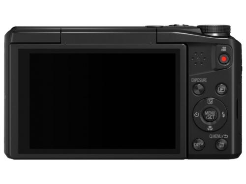 Цифровой фотоаппарат Panasonic Lumix DMC-TZ57 черный, вид 2