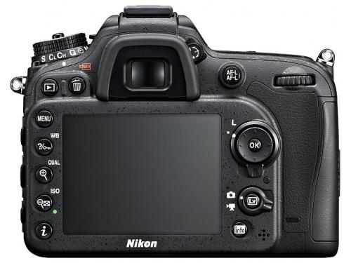 Цифровой фотоаппарат Nikon D7100 KIT AF-S DX 18-105mm VR, вид 2