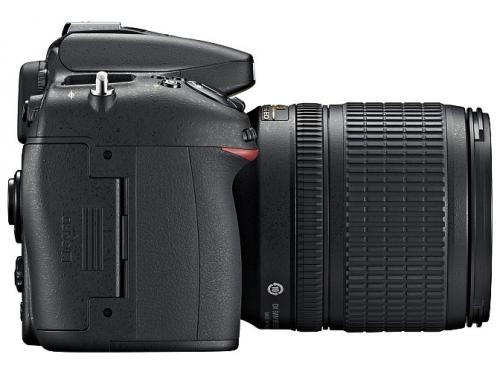 Цифровой фотоаппарат Nikon D7100 KIT AF-S DX 18-105mm VR, вид 5