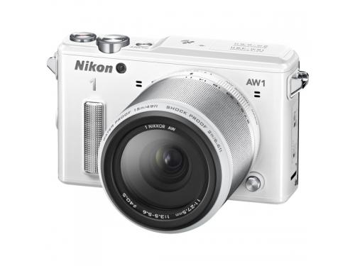�������� ����������� Nikon 1 AW1 KIT (11-27.5mm) White, ��� 1