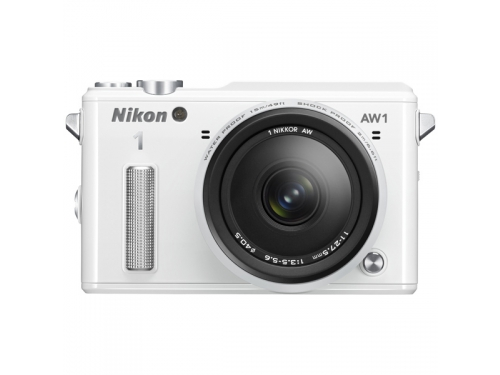 �������� ����������� Nikon 1 AW1 KIT (11-27.5mm) White, ��� 3