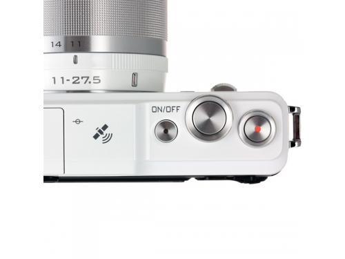 �������� ����������� Nikon 1 AW1 KIT (11-27.5mm) White, ��� 4