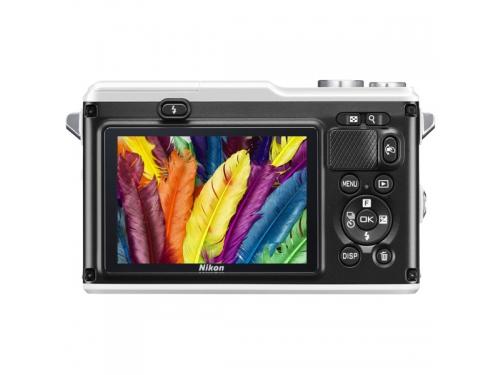 �������� ����������� Nikon 1 AW1 KIT (11-27.5mm) White, ��� 5