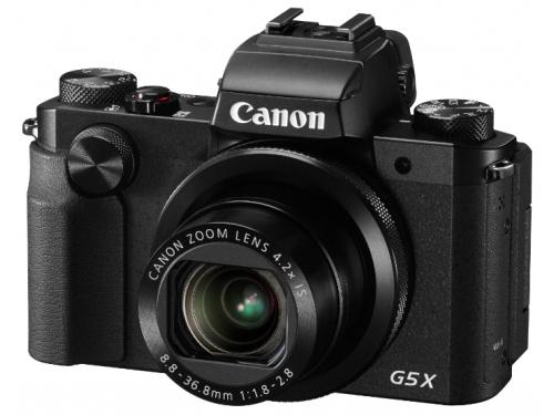�������� ����������� Canon PowerShot G5 X Black, ��� 1