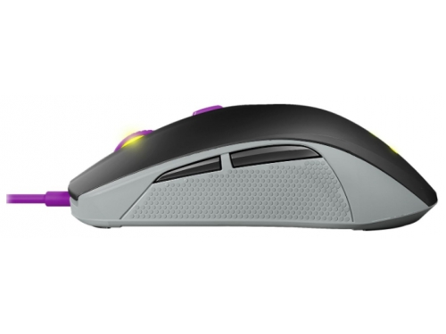 Мышка SteelSeries Rival 100 Sakura Purple USB, вид 3