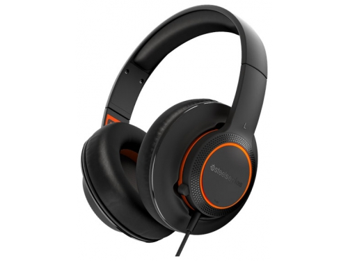 Гарнитура для пк SteelSeries Siberia 100, Черный, вид 1