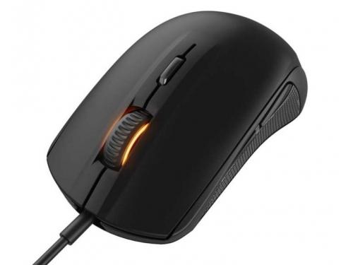 Мышка SteelSeries Rival 100 Black USB, вид 1