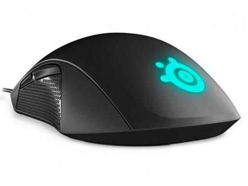 Мышка SteelSeries Rival 100 Black USB, вид 3