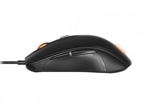 Мышка SteelSeries Rival 100 Black USB, вид 2
