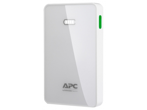 ��������� ��� �������� APC Mobile Power Pack, 5000mAh Li-polymer, White, ��� 1