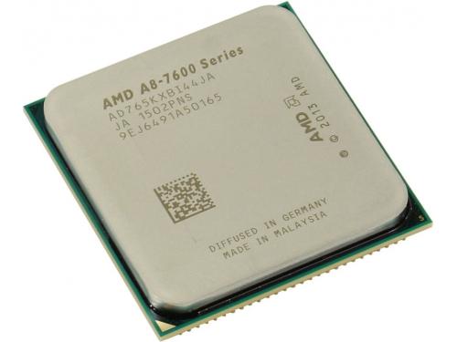 Процессор AMD A8-7650K Kaveri (FM2+, L2 4096Kb, Tray), вид 1