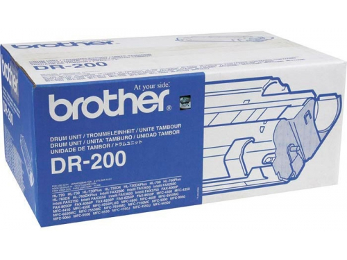 Картридж Brother DR-200 Black, вид 1