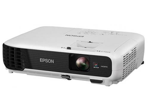 Мультимедиа-проектор Epson EB-S04 портативный, вид 2