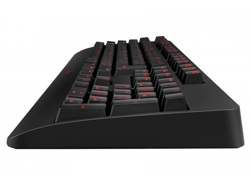 Клавиатура Zowie Celeritas II, черная, вид 3