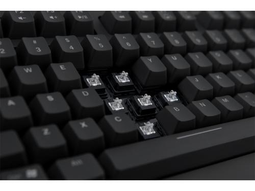 Клавиатура Zowie Celeritas II, черная, вид 4
