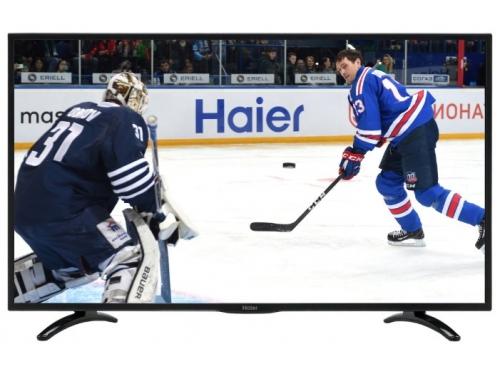 телевизор Haier LE40U5000TF, черный, вид 1