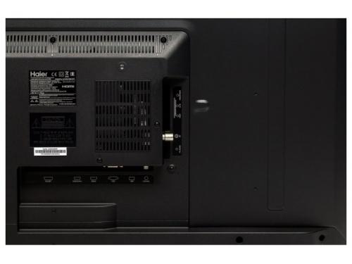 телевизор Haier LE40U5000TF, черный, вид 7