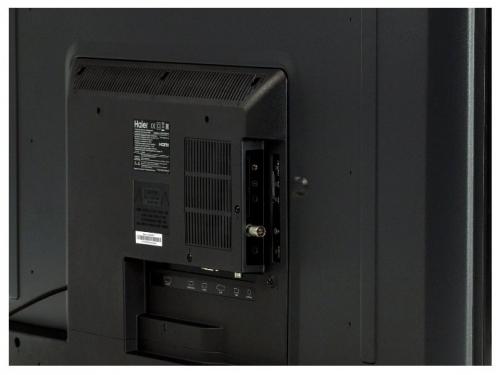 телевизор Haier LE40U5000TF, черный, вид 8