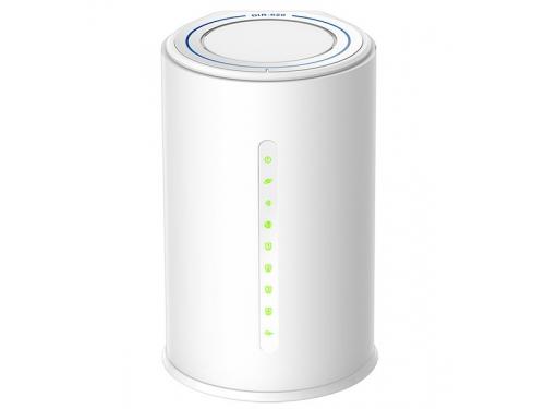Роутер WiFi D-Link DIR-620/GA/H1A (802.11n, 4xLAN, USB), белый, вид 1