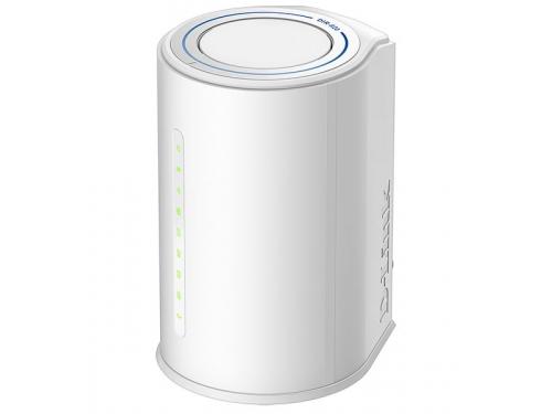 Роутер WiFi D-Link DIR-620/GA/H1A (802.11n, 4xLAN, USB), белый, вид 3
