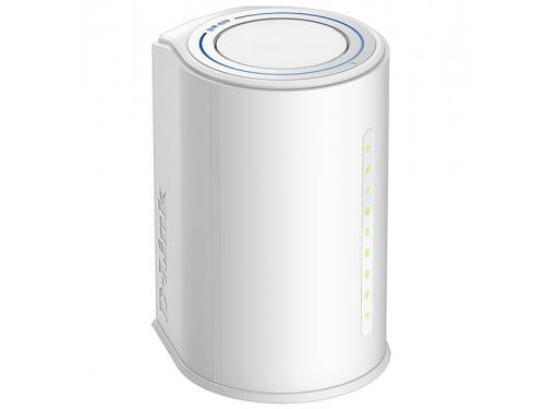Роутер WiFi D-Link DIR-620/GA/H1A (802.11n, 4xLAN, USB), белый, вид 2