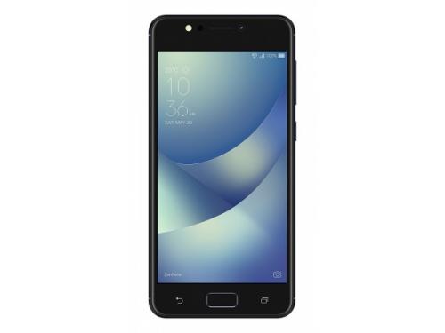 Смартфон ASUS ZenFone 4 Max ZC520KL 16Gb, чёрный, вид 1