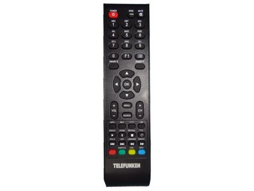 телевизор Telefunken TF-LED39S57T2, черный, вид 2