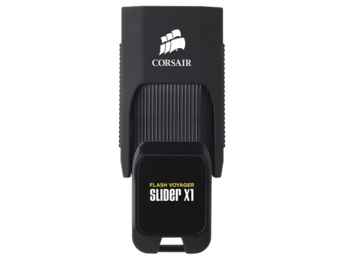 Usb-флешка Corsair Flash Voyager Vega 16GB, черная, вид 1